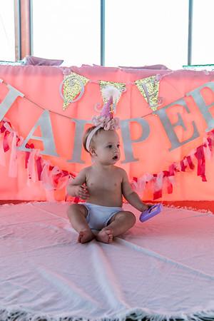 {Harper's 1st Birthday Party}