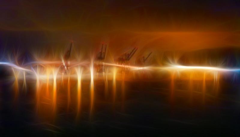 Elliott Bay Fog
