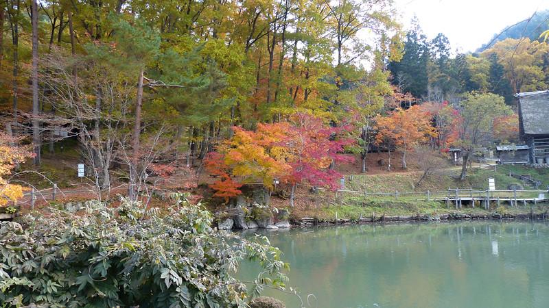 Takayama Hida no Sato park