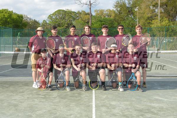 Boys Tennis 3.4.20