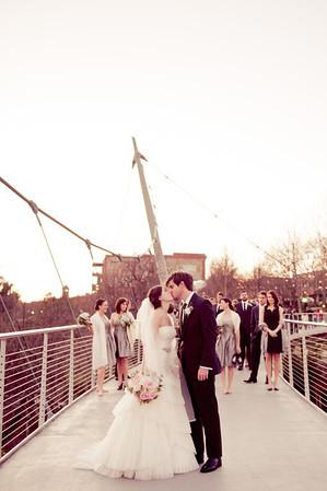 Joey & Kathryn Wed