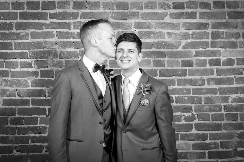 Matt and Tim: Black and White Highlights