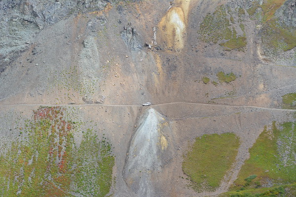 Ouray and Telluride, Colorado