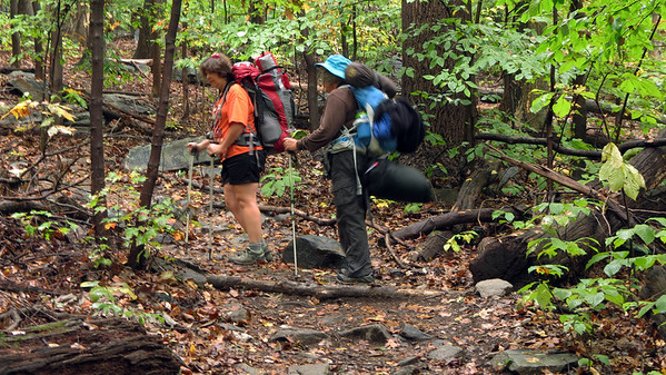 8. Appalachian Trail Hike_Weverton to overnight stay at Ed Garvey Memorial Shelter_10/19/2012 to 10/20/2012