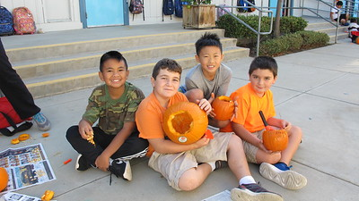 Math Is More Fun With Pumpkins at PCR