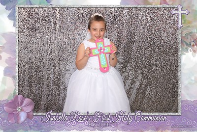 Isabella's First Holy Communion 5/21/2017
