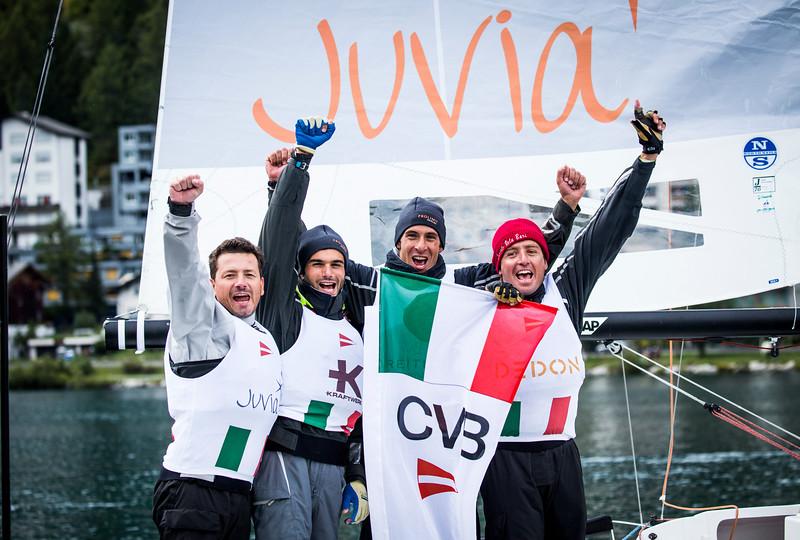 Winner: Circolo della Vela Bari, Italy © SCL/Sailing Energy