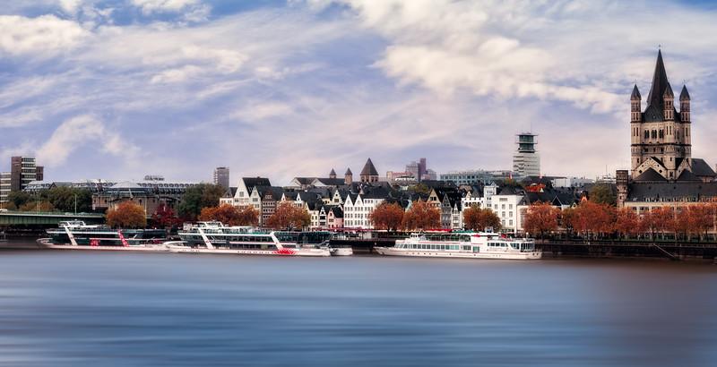 Cologne Harbor