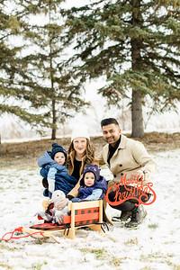 Winter Mini Session 2019 - Jammu Family