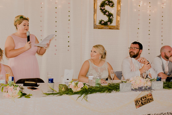 Speeches, Toast & License Signing