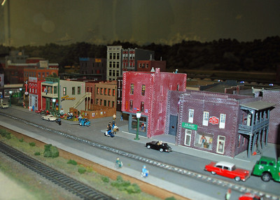 Model train Chattanooga