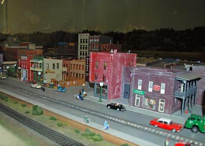 Model train Chattanooga