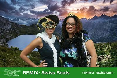 National Portrait Gallery REMIX nights: Swiss Beats
