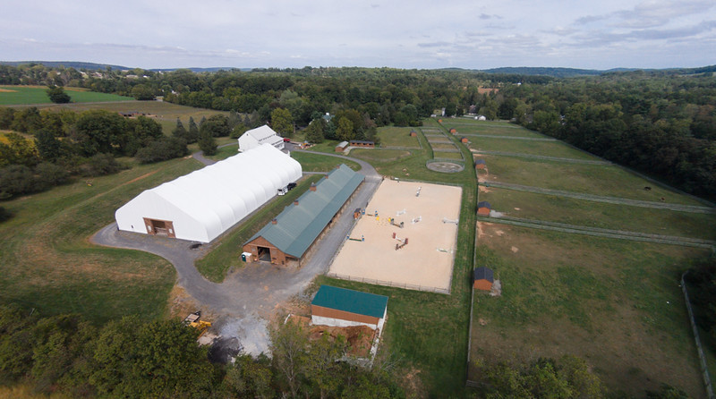 M&M Equestrian Training Facility