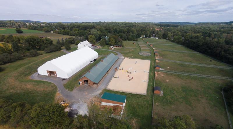 M&M Equestrian Training Facility
