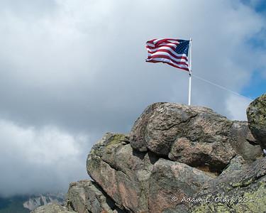 Mt. Liberty 9.9.17