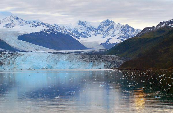 Alaska-College Fjord