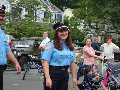 Marissa Hone - River Edge, NJ Fire Department