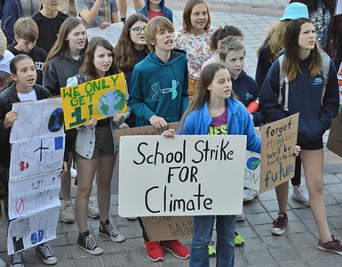 Youth Climate Strike - Denver (5/3/19)