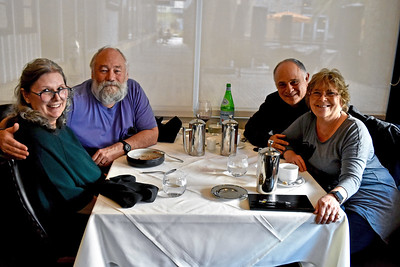 Lunch At Alexanders With Warren & Char-11/10/17