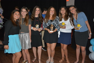 High School Athletic Awards