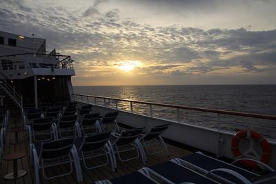 Day at Sea Oct 27