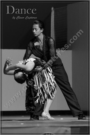Interschool Dancesport - Monochrome