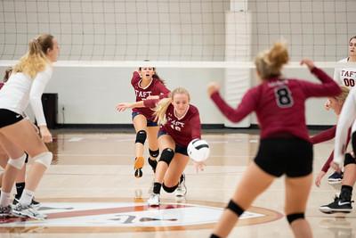 10/10/18: Varsity Volleyball v Loomis Chaffee
