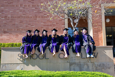UCLA Law Graduation 2018