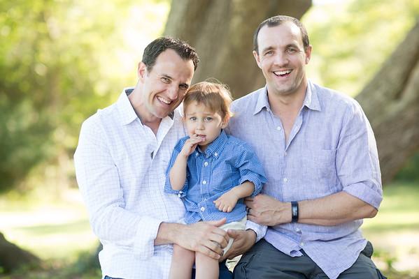 Kerridge Family by Paula
