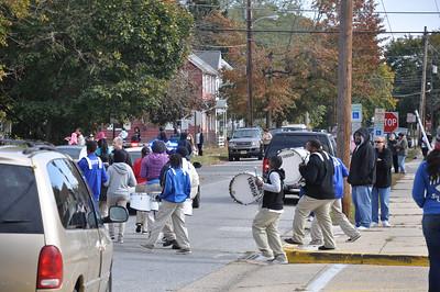 JFS Halloween Parade 2011