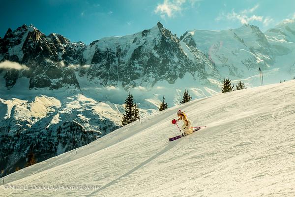 Styled Ski Wedding