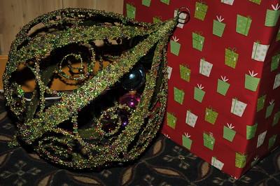 Christmas Trees, Wreaths & Misc