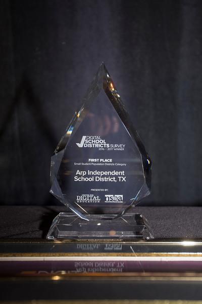 Digital School Districts Awards 2017