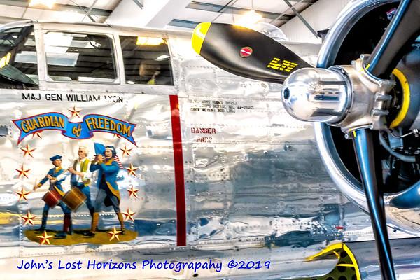 Lyon Air Museum - 7/20/2019