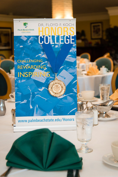 PBSC 2015 Honors College Medallion Ceremony