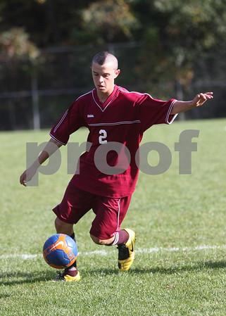 Lenape Valley vs Newton - Boys J.V. Soccer