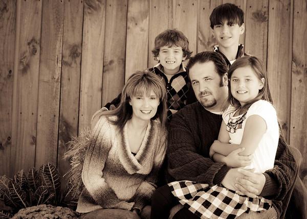 LeBlanc Family