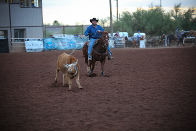 New Year Buckle Roping P &M #9