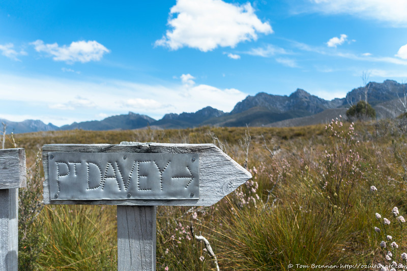 This way to Port Davey (and Moraine A)