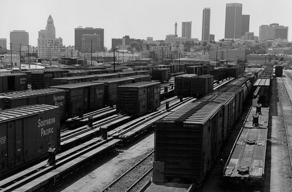 1978, Rail Yard and Downtown