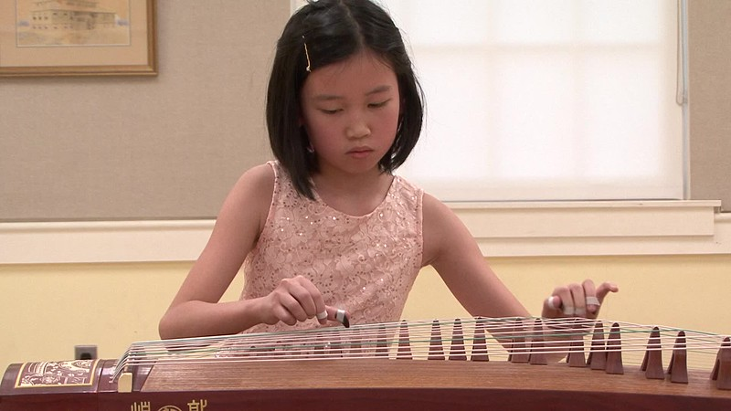 2020-01-11 (video) Guzheng Students Recital