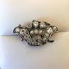 1.52ctw Victorian Diamond Crown Motif Clasp 8