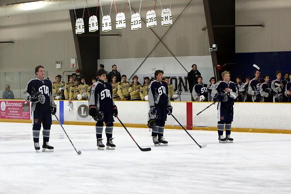 2020 Hockey Landon 3 v  St Albans 2