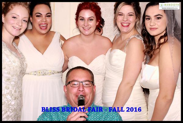 Bliss Bridal Fair 2016