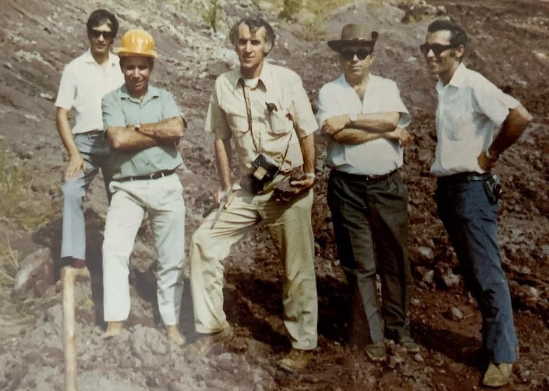 Na Lunda em 1972