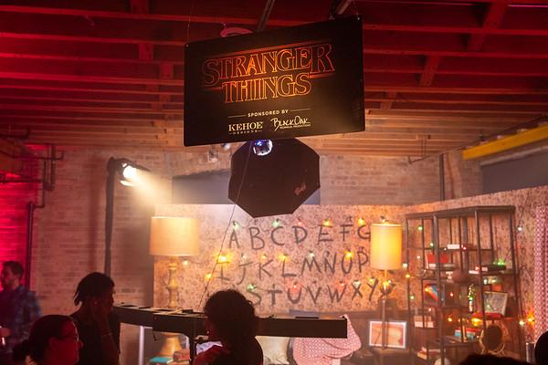 Stranger Things - Kehoe Designs / BlackOak Technical Productions