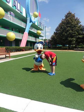 2014 - Jérémie à Disney