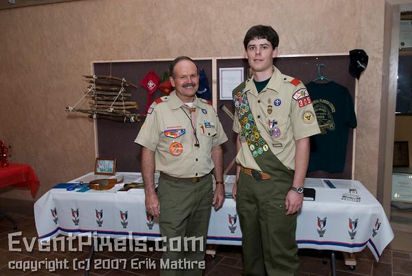 2007-11-27 Alex Craven Eagle Scout Ceremony