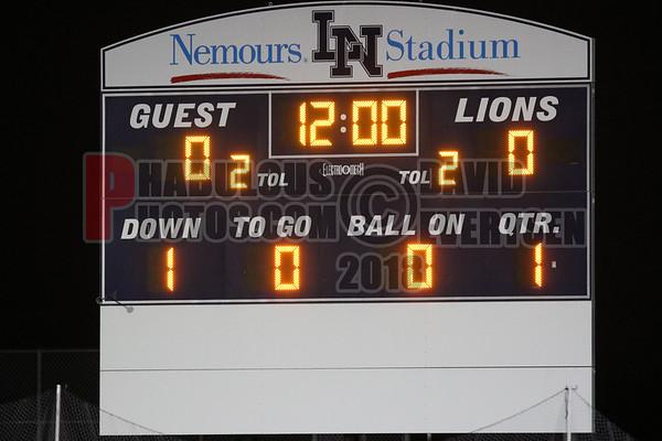 Boone Braves @ Lake Nona Lions Boys Varsity Lacrosse - 2019